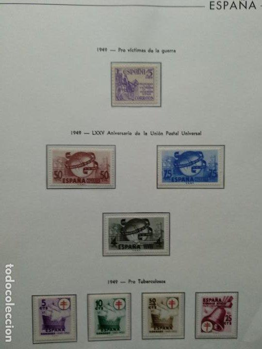 Sellos: Impresionante colección de sellos de España desde el número 1 año 1850 al número 3956 del año 2002 - Foto 67 - 187192891