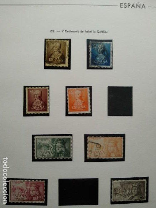 Sellos: Impresionante colección de sellos de España desde el número 1 año 1850 al número 3956 del año 2002 - Foto 68 - 187192891