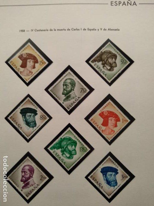 Sellos: Impresionante colección de sellos de España desde el número 1 año 1850 al número 3956 del año 2002 - Foto 70 - 187192891