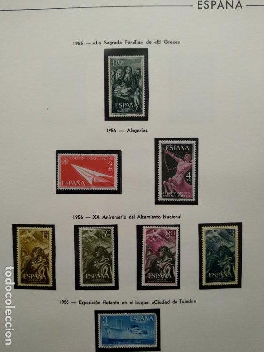 Sellos: Impresionante colección de sellos de España desde el número 1 año 1850 al número 3956 del año 2002 - Foto 76 - 187192891