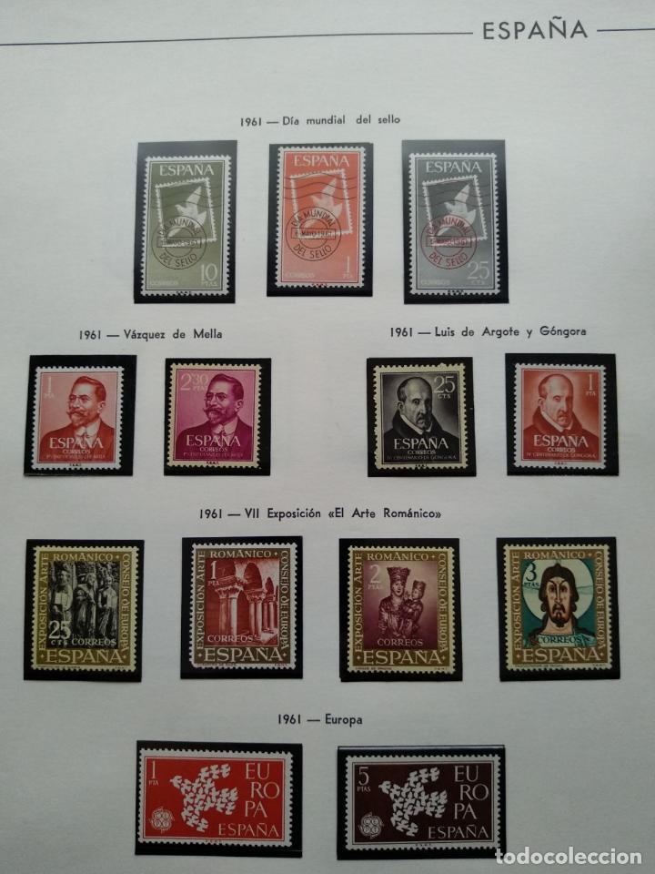 Sellos: Impresionante colección de sellos de España desde el número 1 año 1850 al número 3956 del año 2002 - Foto 80 - 187192891