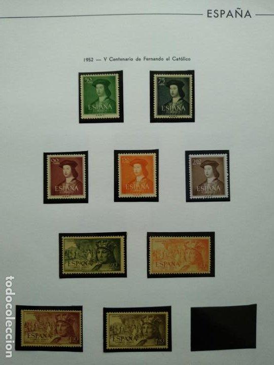 Sellos: Impresionante colección de sellos de España desde el número 1 año 1850 al número 3956 del año 2002 - Foto 81 - 187192891