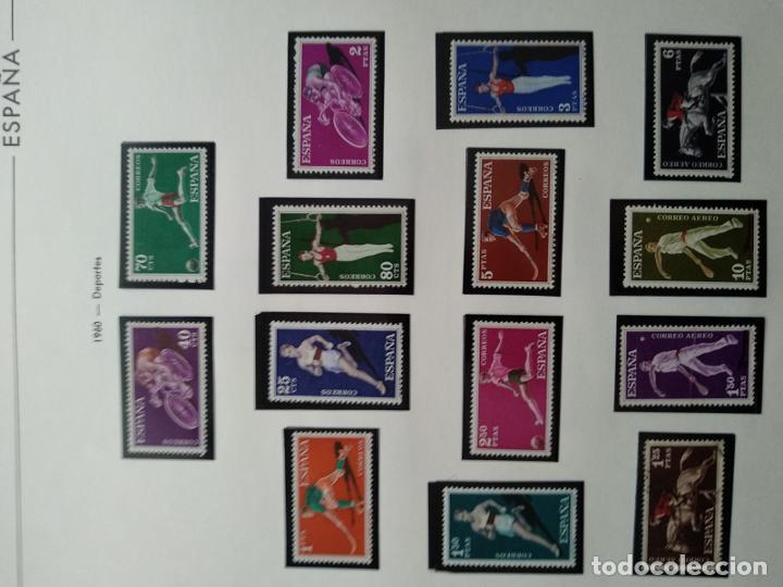 Sellos: Impresionante colección de sellos de España desde el número 1 año 1850 al número 3956 del año 2002 - Foto 83 - 187192891