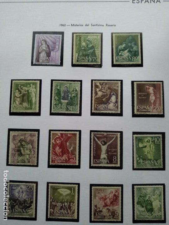 Sellos: Impresionante colección de sellos de España desde el número 1 año 1850 al número 3956 del año 2002 - Foto 97 - 187192891