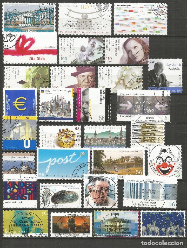 Sellos: ALEMANIA CONJUNTO DE SELLOS NUEVOS MATASELLADOS TOTAL 11 ESCANERS - Foto 6 - 188761410