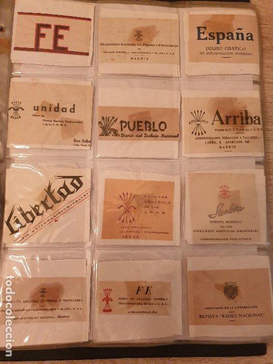 Sellos: COLECCIÓN DE CUÑOS ....VIÑETAS SELLOS ESPAÑA - Foto 22 - 189559531