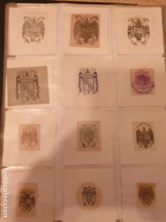 Sellos: COLECCIÓN DE CUÑOS ....VIÑETAS SELLOS ESPAÑA - Foto 29 - 189559531