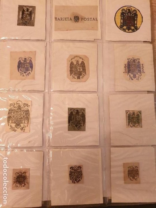 Sellos: COLECCIÓN DE CUÑOS ....VIÑETAS SELLOS ESPAÑA - Foto 30 - 189559531