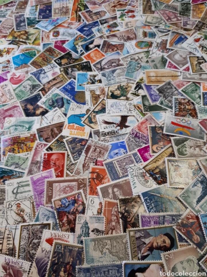 Sellos: MAS DE 1500 SELLOS DE ESPAÑA USADOS R95 - Foto 3 - 189627866