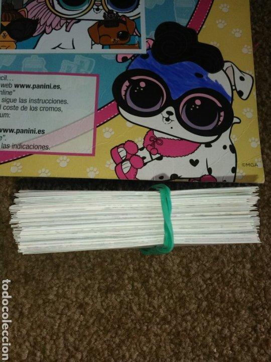 Sellos: Pack de 105 cromos de LOL. Colección vamos a ser amigos - Foto 2 - 190502406