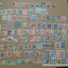 Sellos: 100 SELLOS 1ER CENTENARIO ESPAÑA DISTINTOS CLASICOS REPÚBLICA ESTADO ESPAÑOL BENEFICOS. Lote 190636365