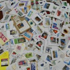 Selos: 1 KILO (MAS DE 3.000 SELLOS DE ALEMANIA CON PAPEL). Lote 221910300