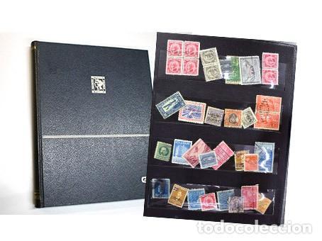LOTE DE 425 SELLOS, MUCHOS CLÁSICOS INTERESANTES. ESPAÑA, CUBA, ESTADOS UNIDOS, FRANCIA, HOLANDA... (Sellos - Colecciones y Lotes de Conjunto)