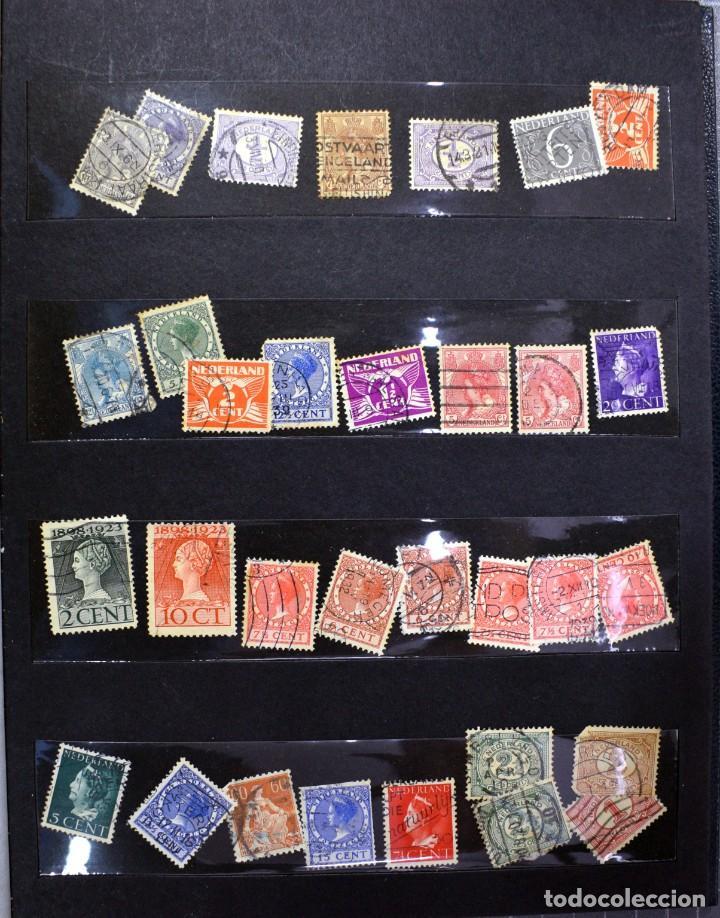 Sellos: LOTE DE 425 SELLOS, MUCHOS CLÁSICOS INTERESANTES. ESPAÑA, CUBA, ESTADOS UNIDOS, FRANCIA, HOLANDA... - Foto 2 - 194145092