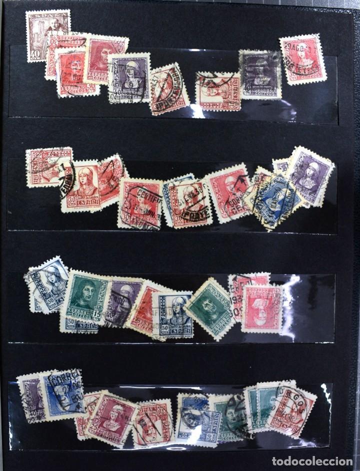 Sellos: LOTE DE 425 SELLOS, MUCHOS CLÁSICOS INTERESANTES. ESPAÑA, CUBA, ESTADOS UNIDOS, FRANCIA, HOLANDA... - Foto 4 - 194145092