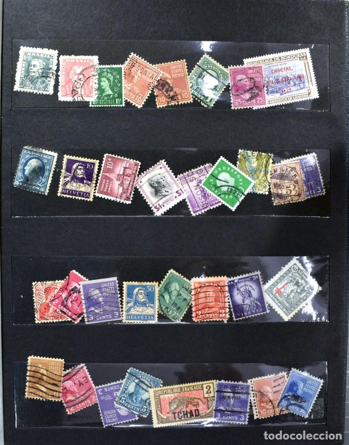 Sellos: LOTE DE 425 SELLOS, MUCHOS CLÁSICOS INTERESANTES. ESPAÑA, CUBA, ESTADOS UNIDOS, FRANCIA, HOLANDA... - Foto 7 - 194145092