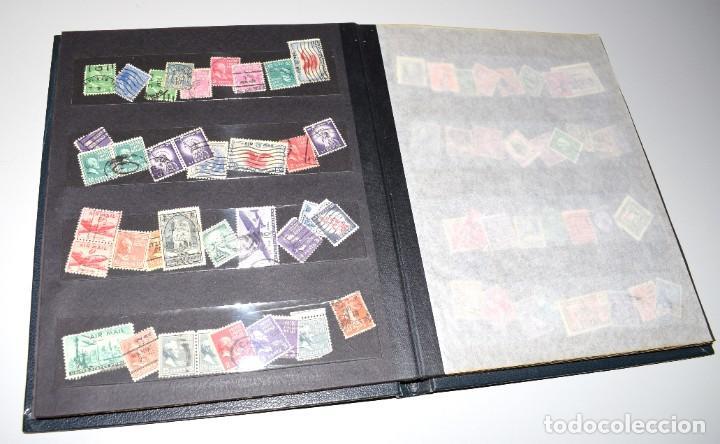 Sellos: LOTE DE 425 SELLOS, MUCHOS CLÁSICOS INTERESANTES. ESPAÑA, CUBA, ESTADOS UNIDOS, FRANCIA, HOLANDA... - Foto 15 - 194145092