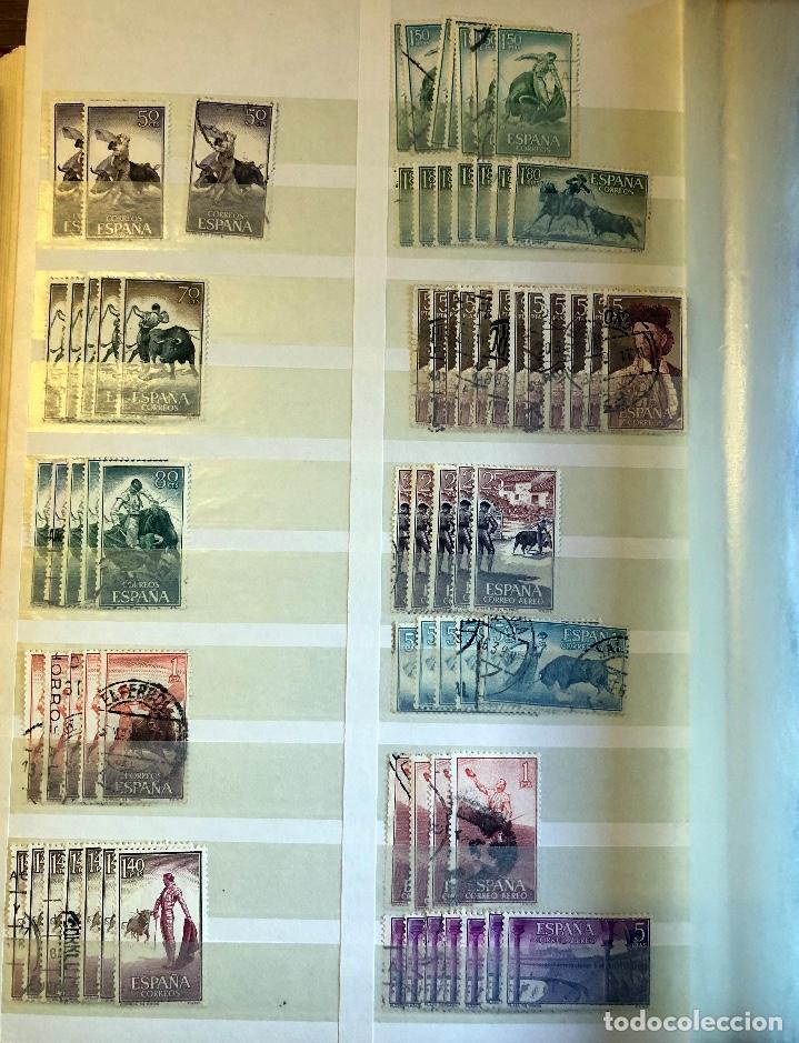 Sellos: ALBUM ESPAÑA 1935-1961. - Foto 12 - 194194873