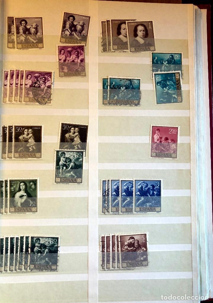 Sellos: ALBUM ESPAÑA 1935-1961. - Foto 19 - 194194873