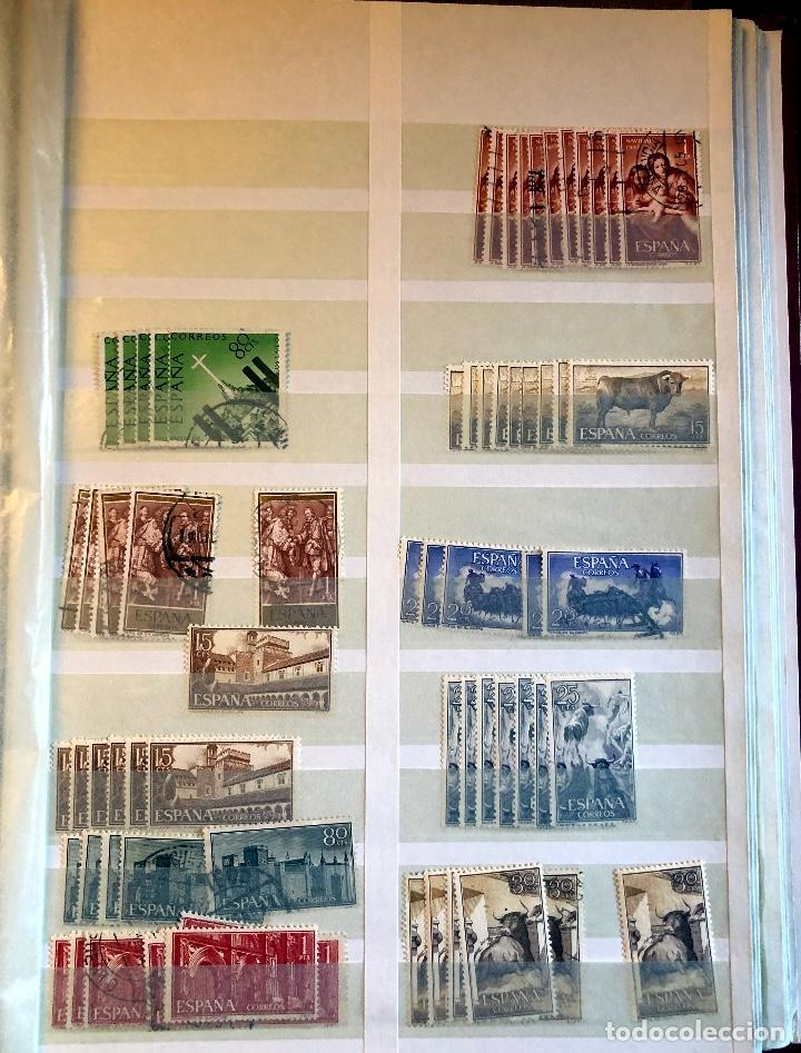 Sellos: ALBUM ESPAÑA 1935-1961. - Foto 20 - 194194873