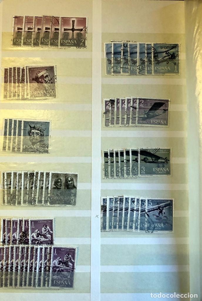 Sellos: ALBUM ESPAÑA 1935-1961. - Foto 38 - 194194873