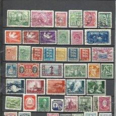 Sellos: R218-LOTE SELLOS ANTIGUOS SIN TASAR EUROPA ESTE Y OTROS,,ESTONIA,LETONIA,,ESLOVAQUIA,ESLOVENIA,LITUA. Lote 194952271