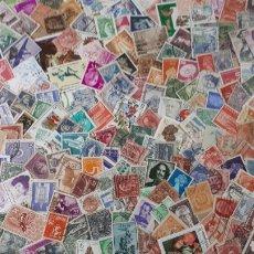 Sellos: MAS DE 500 SELLOS DEL MUNDO USADOS LOT. R807. Lote 195012662