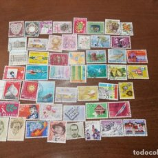 Sellos: LOTE (X8) 50 SELLOS HELVETIA TODOS DIFERENTES.. Lote 195097736
