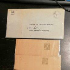 Sellos: MÓNACO ENTEROS POSTALES. Lote 195224441