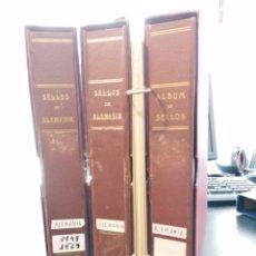 Sellos: ALEMANIA DDR, OCC, BERLÍN GRAN COLECCIÓN 1946 A 1985 ENVIO GRATIS USADO GRAN VALOR CATÁLOGO. Lote 195284363