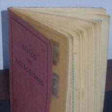 Sellos: LIBRETA CON 140 SELLOS ANTIGUAS COLONIAS ESPAÑOLAS (IFNI, GUINEA, SAHARA) VER FOTOS Y COMENTARIOS. Lote 196358767