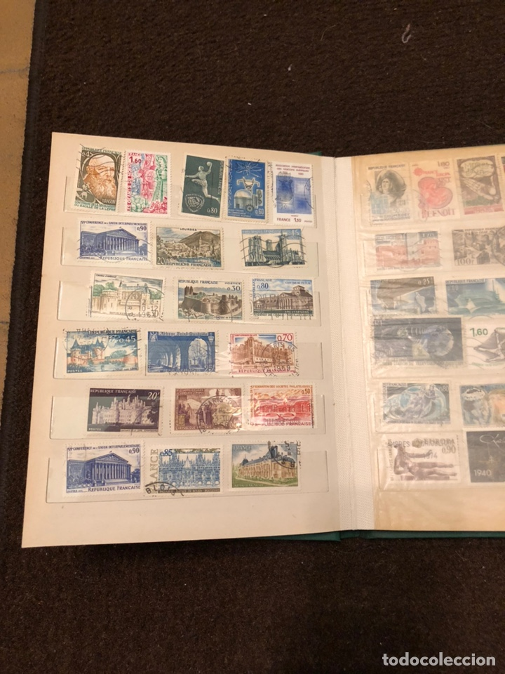 Sellos: Colección de sellos - Foto 12 - 197784250