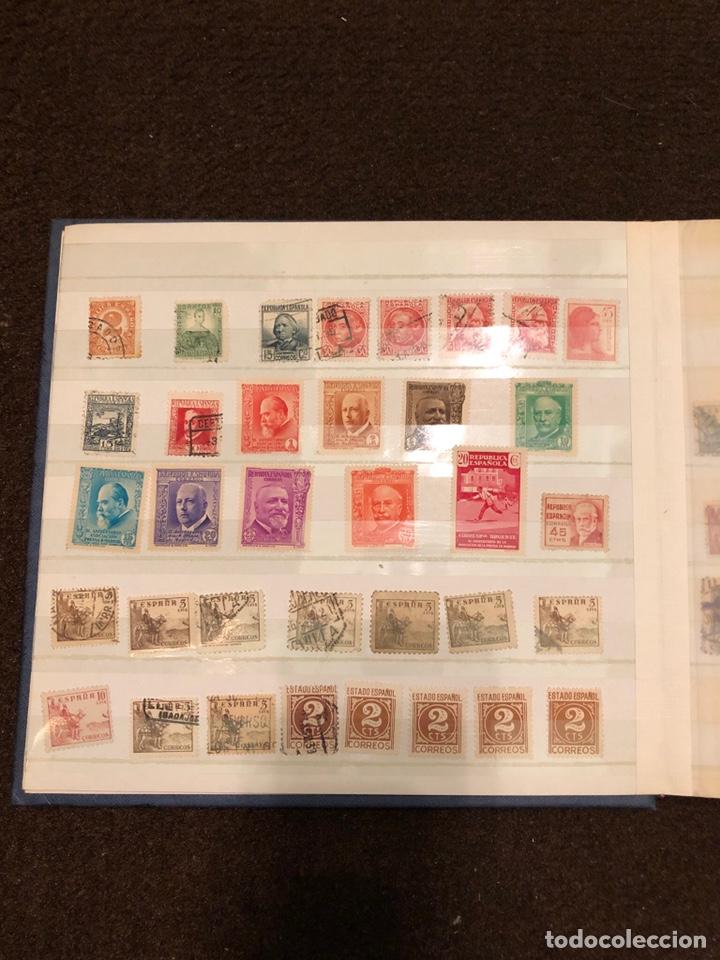 Sellos: Colección de sellos - Foto 25 - 197784250
