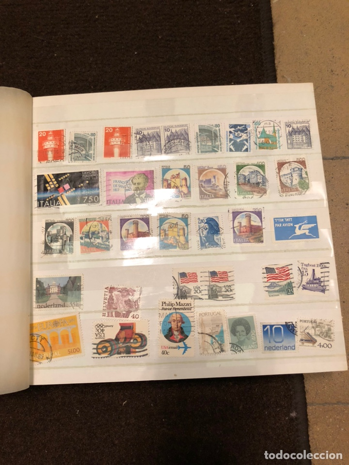 Sellos: Colección de sellos - Foto 32 - 197784250