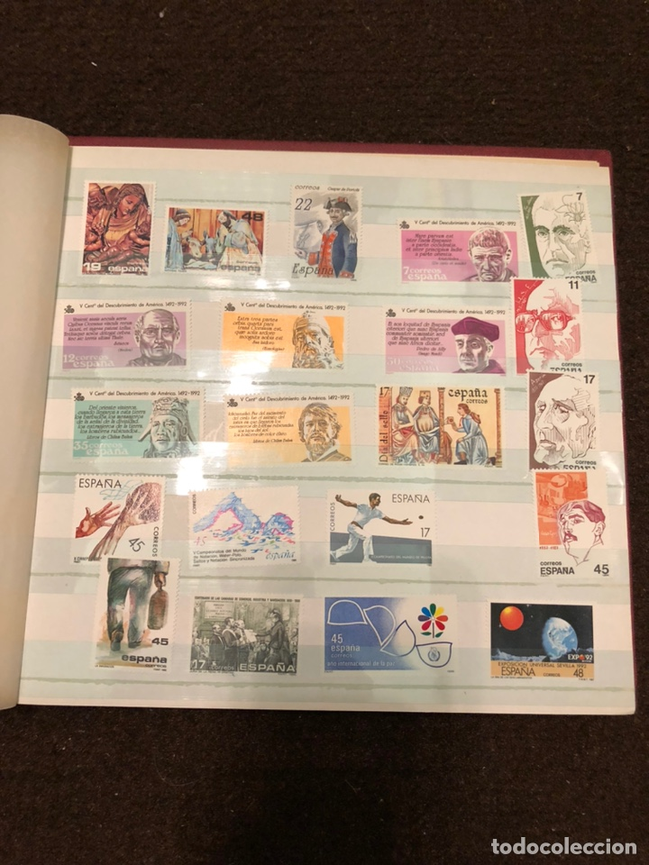Sellos: Colección de sellos - Foto 37 - 197784250