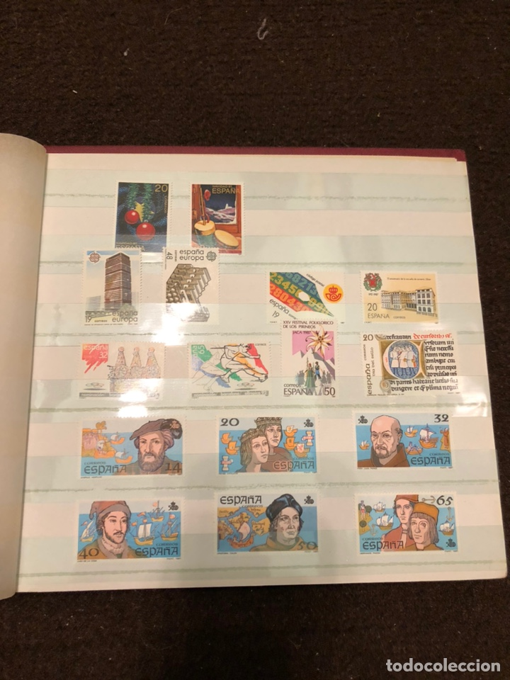 Sellos: Colección de sellos - Foto 45 - 197784250