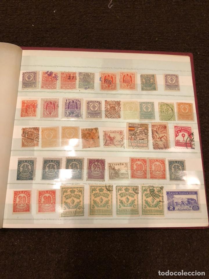 Sellos: Colección de sellos - Foto 51 - 197784250