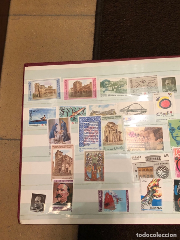 Sellos: Colección de sellos - Foto 60 - 197784250