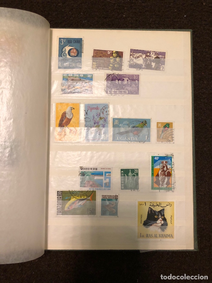 Sellos: Colección de sellos - Foto 63 - 197784250