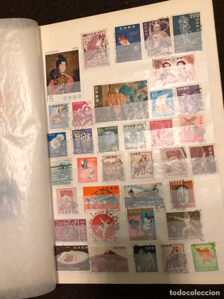 Sellos: Colección de sellos - Foto 71 - 197784250