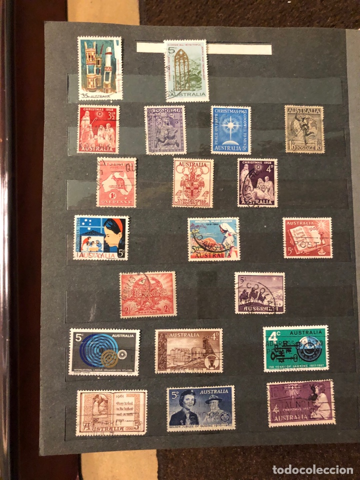 Sellos: Colección de sellos - Foto 79 - 197784250