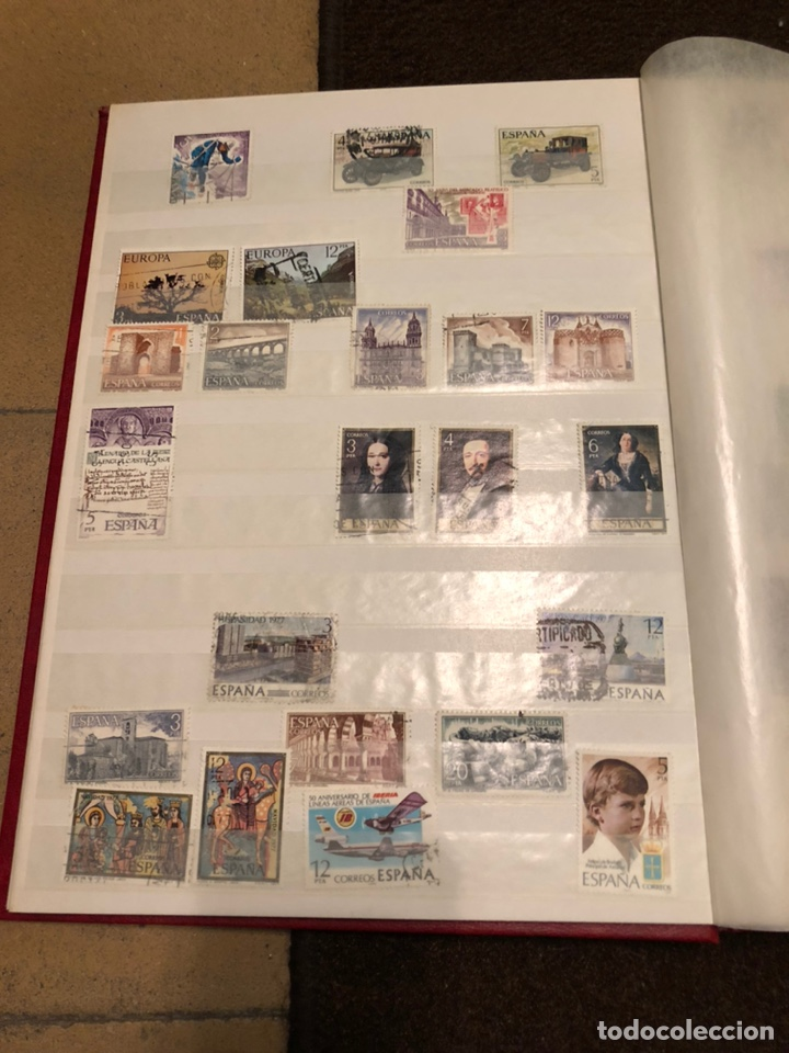 Sellos: Colección de sellos - Foto 97 - 197784250