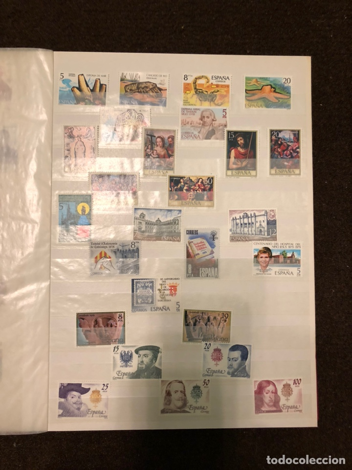 Sellos: Colección de sellos - Foto 100 - 197784250