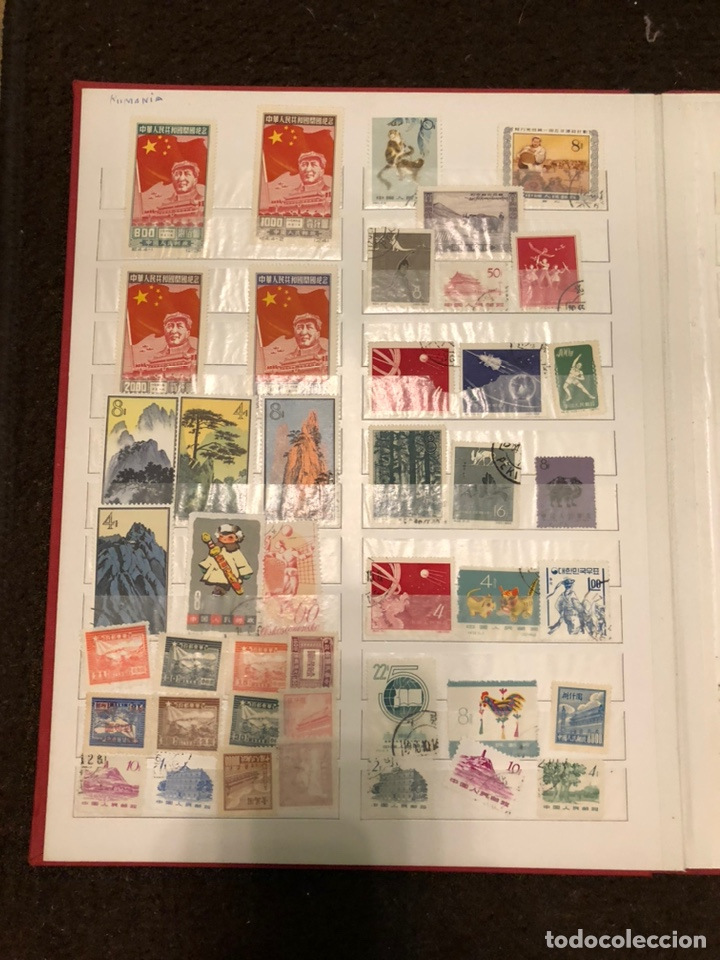 Sellos: Colección de sellos - Foto 130 - 197784250