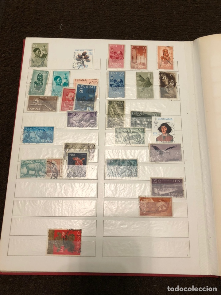Sellos: Colección de sellos - Foto 139 - 197784250