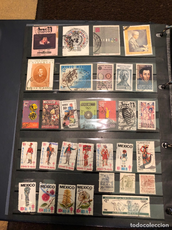 Sellos: Colección de sellos - Foto 213 - 197784250