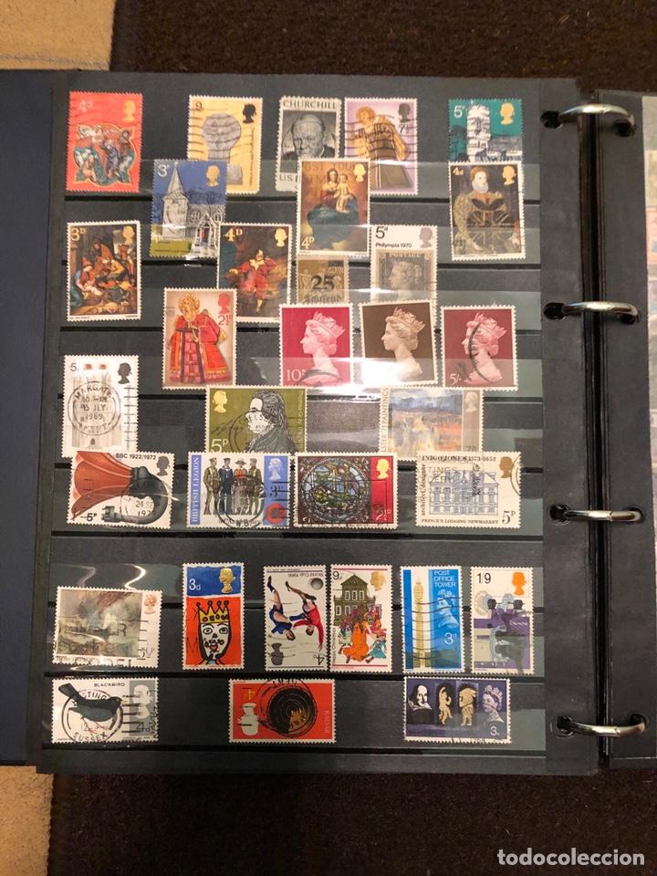 Sellos: Colección de sellos - Foto 235 - 197784250