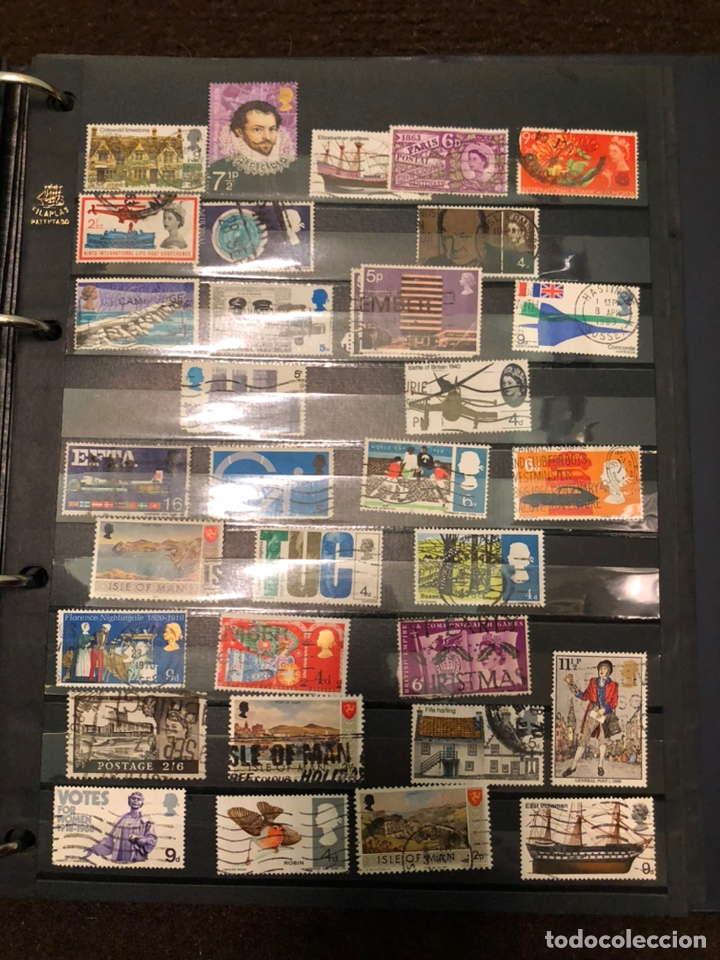 Sellos: Colección de sellos - Foto 236 - 197784250
