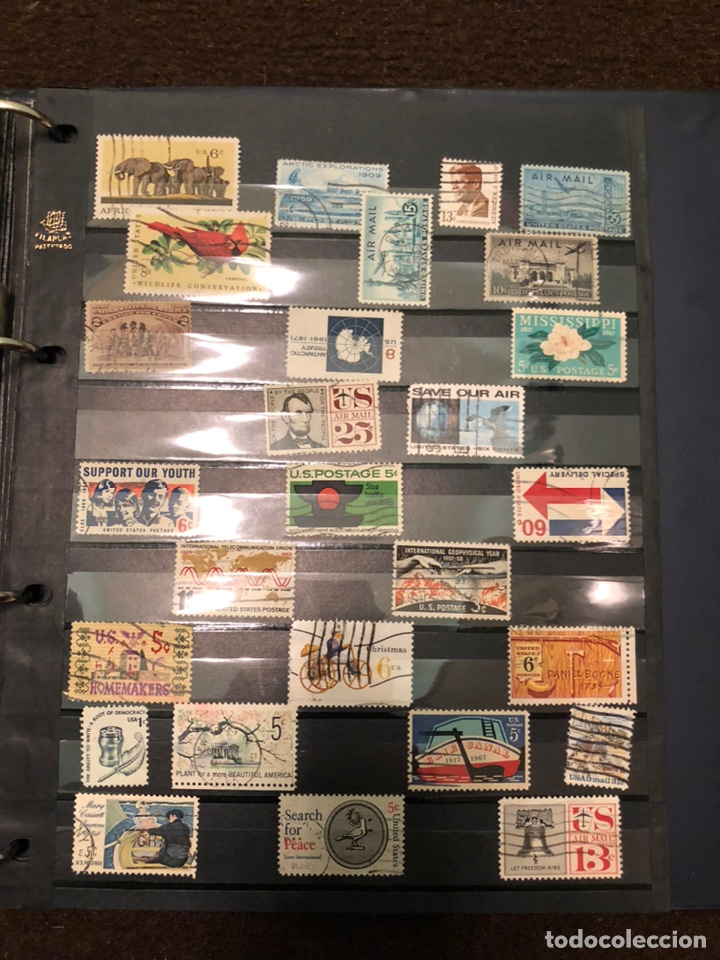 Sellos: Colección de sellos - Foto 240 - 197784250