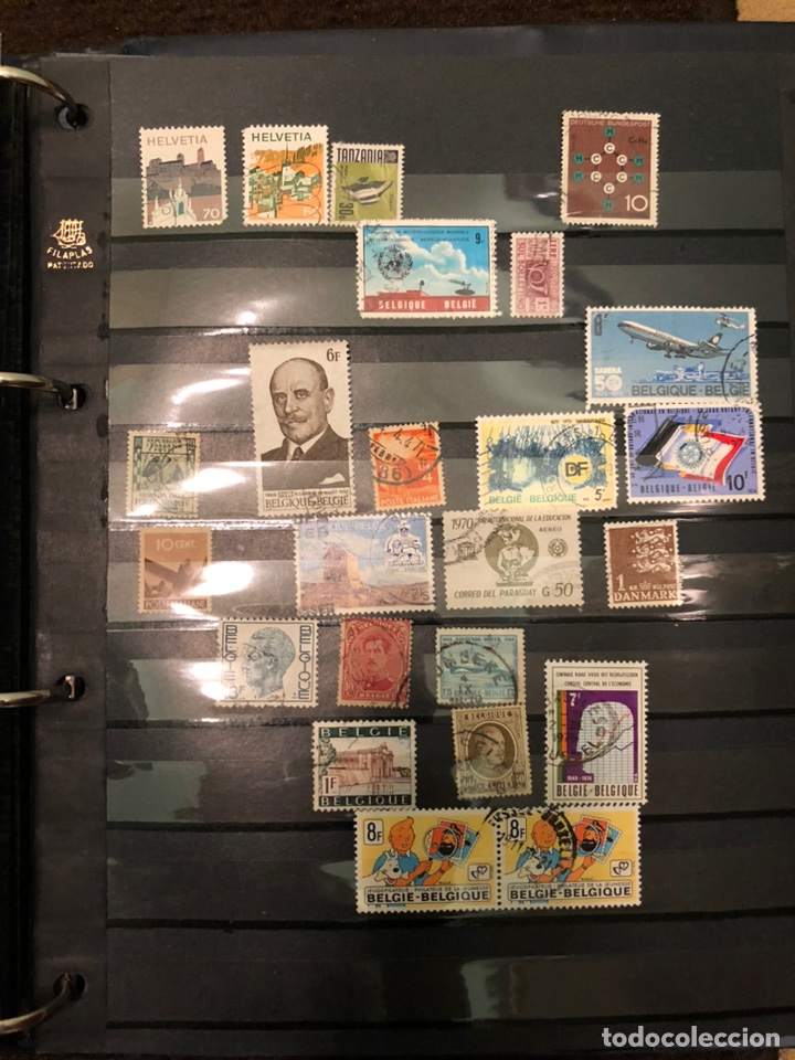 Sellos: Colección de sellos - Foto 248 - 197784250